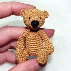cute bear pattern