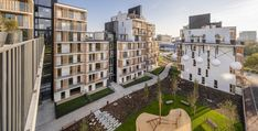 Bytový komplex NIDO Samos, Bratislava, Milan, Studios, Multi Story Building