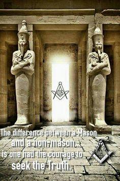 The one who had the courage to seek the truth is the one who shunned Freemasonry and said no to Satan and his minions. Masonic Order, Masonic Art, Masonic Lodge, Masonic Symbols, Masonic Signs, Parts Of A Circle, Prince Hall Mason, Freemason Symbol, Big Yachts