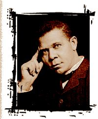 Booker Taliaferro Washington (April 5, 1856 – November 14, 1915) was an African-American educator, author, orator, and advisor to Republican presidents. He was the dominant leader in the African-American community in the United States from 1890 to 1915. Representative of the last generation of black American leaders born in slavery.
