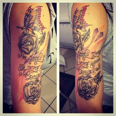 Tatouage dotwork rose by Merries Melody tattooshop66 http://merriesmelody.com