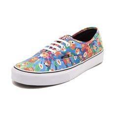 1404638912 Nintendo and Vans Authentic Super Mario Bros Skate Shoe