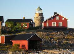 1848 Understens Fyr, Åland Sea, Sweden