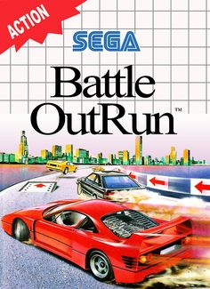 Battle OutRun, Master System.