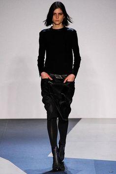 Helmut Lang 2013 New York
