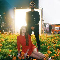 🔮LANA DEL REY (WITH THE WEEKND) – LUST FOR LIFE🔮   Ayer nos presentó Lana en BBC Radio 1 la canción que dará nombre al nuevo álbum y encima con la colaboración de Abel (The Weeknd…