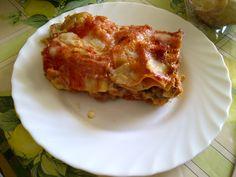 Pasta ,Lasagna   au  sicilien  Gino D'Aquino.