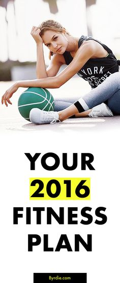Introducing your super doable 2016 fitness plan