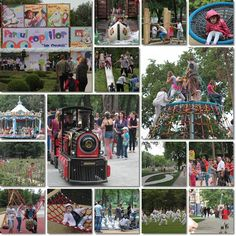 "Parcul Copiilor ""Ion Creanga"" - Timisoara ~ Proiectare realizata de catre Coralya Parks, Baseball Cards, Cots, Parkas"