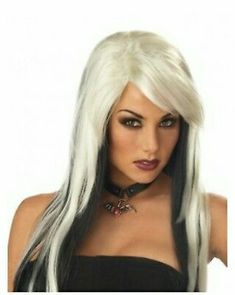 #Vixen Wavy Wigs Long All Colours Fancy Dress Costume Accessory