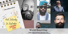 World Beard Day - First Saturday in September Avon Online, Store, Tent, Shop Local, Shop, Storage