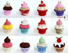 Amiguria Cupcakes