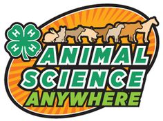 The Animal Science Anywhere lesson series is designed to help leaders engage 4-H youth at club meetings or events in learning more about the science and life skills involved in animal and veterinary science projects.