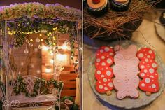 Little girl Amaris' first birthday party brought us to Neverland with her totally captivating Enchanted Garden-themed party. With the help of Party Magic's event styling, they transformedthe venue as if wewereabout to meet Peter Pan. Filled with lots of leaves in the ceiling and flower headpieces, this party surely felt like it was a day…