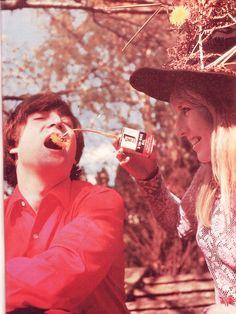 #John Lennon #Cynthia Lennon #Kenwood