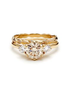 30 unique engagement rings you won't feel guilty about buying