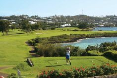 Golf at Riddell's Bay Golf and Country Club  - Play 18 holes!