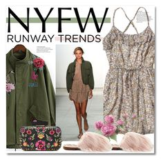"""""""Hot NYFW Runway Trend"""" by miee0105 ❤ liked on Polyvore featuring Hollister Co., Marissa Webb, Avec Modération and Alice + Olivia"""