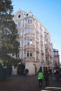 Innsbruck, Austria Innsbruck, Austria, Street View, Travel, Viajes, Destinations, Traveling, Trips