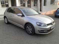 FOR SALE **PRIME STOCK** 2015 VW Golf 7 TSI Comfortline + Sunroof – DT58NH Extras Incl: Light assist, PDC, Panoramic Sunroof, Mobile device interface, Black leather interior,  Composition media radio. Type: 5 Dr petrol HB. Colour: Tungsten Silver. Mileage: 45 000km 90kW, 6sp manual,  5 year / 90 000km Automotion service plan balance. 3 Yr / 120 000km Factory Warranty and VW Assist Roadside assistance balance.  Price:ONLY R269 950 Nationwide delivery available Only valid for August 2016