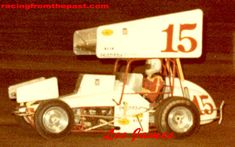 Sprint cars that raced in the in the Kansas area. The tracks are Topeka Fairgrounds, Lakeside Speedway, Sedalia, Knoxville. Sprint Car Racing, Dirt Track Racing, Vintage Race Car, Race Cars, The Past, Drag Race Cars, Off Road Racing, Rally Car