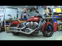 2015 Indian Scout | Long term report | Motorcyclenews.com - YouTube