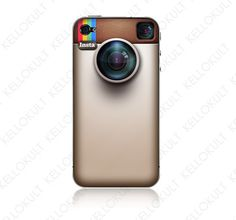 b70c08f97c2008 Items similar to iPhone 4 and 4S Instagram Skin on Etsy