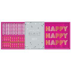 Happy Happy Happy Essential Party Kit - Napkins, Straws, Party Picks