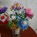 Цветы из бисера Морозовой Тамары  | Бисер и Я