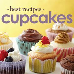 Cupcake recipes for diabetics. (I'm thinking these recipes would make pretty good layer cakes too!