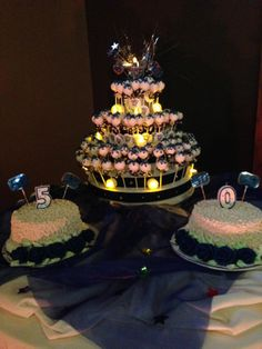 Cake pop Tier