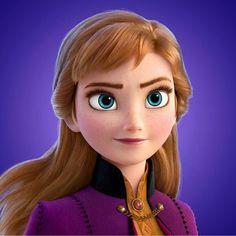 "Walt Disney Animation Studios' ""Frozen opens in U. Anna Disney, Princesa Disney Frozen, Disney Frozen Elsa, Cute Disney, Disney Art, Disney Movies, Disney Characters, Princess Anna Frozen, Ana Frozen"