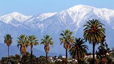 San Gabriel Mountains in southern California will be protected as a national monument.