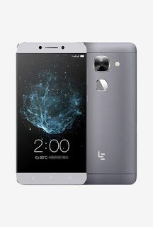 LeEco Le Max2 4G Dual Sim 32GB (Grey) just for Rs. 16999.0 on Tatacliq