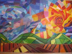 El cubismo es un arte creado, es un nuevo lenguaje y una nueva estética, un replanteamiento integral de la pintura y las artes plásticas.