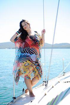 Danimezza SWIM+ Aussie Curves Plus Size Fashion Blogger Outfit swimwear resort bikini fatkini curvy australian lady women girls inspirationa...