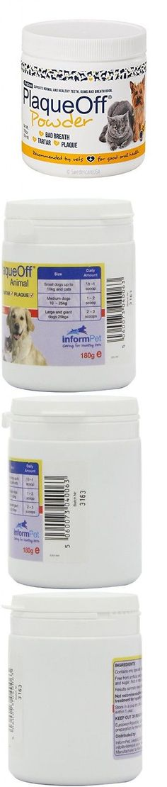 Oral Hygiene 116394: Proden Plaqueoff Dental Care For Dogs And Cats, 180Gm, New, Free Shipping BUY IT NOW ONLY: $33.98