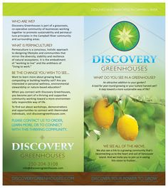 Discovery Greenhouses