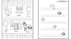 Umeed Preschool Program Worksheets For Playgroup, Grade 5 Math Worksheets, Alphabet Writing Worksheets, Alphabet Tracing, Tracing Worksheets, Preschool Programs, Literacy Programs, Urdu Poems For Kids, Sight Word Readers