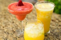 Try out these non-alcoholic margarita recipes if you have some younger folks coming to your next party.