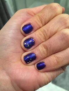 Amy Fashion: My Winter Nail Care