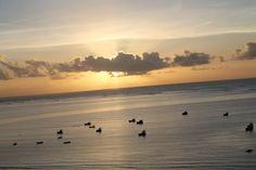 Maceio - Começando o pôr do sol