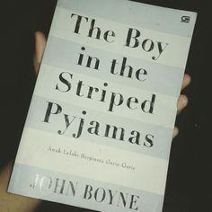 #book #theboyinthestripedpyjamas #johboyne