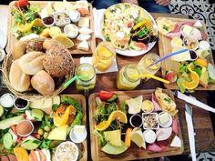 Top 10: Frühstück und Brunch in Friedrichshain