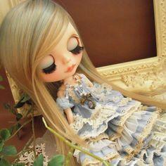 ◆月の雫◆Custom Blythe カスタム ブライス - ヤフオク!