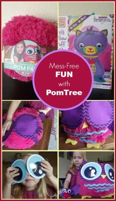Creative Fun with PomTree Mess-Free Activity Kits for Kids