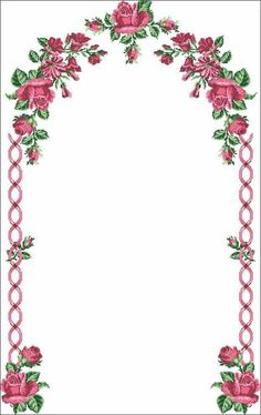 This Pin was discovered by Hul Cross Stitch Borders, Cross Stitch Flowers, Cross Stitch Charts, Cross Stitching, Cross Stitch Patterns, Embroidery Purse, Floral Embroidery, Cross Stitch Embroidery, Embroidery Designs