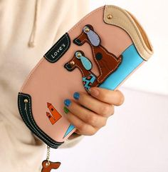 Love's Doggy Wallet - Colors Variety - Accessory