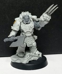Bjorn (the One-Handed). Bjorn was a member of the VIth Legion and served as part of the 3rd Great Company. He first set foot on his path to greatness during the Razing of Prospero, where he lost his left arm. Five years later, Bjorn would be known as the Fell-Handed and truly carving out a Saga worthy of Russ.