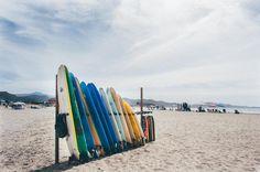 Where to surf, swim, and wander the coast near Todos Santos and Pescadero  in Baja California Sur.
